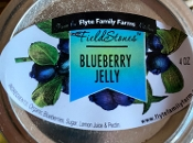 Blueberry Jelly 4 Ounces